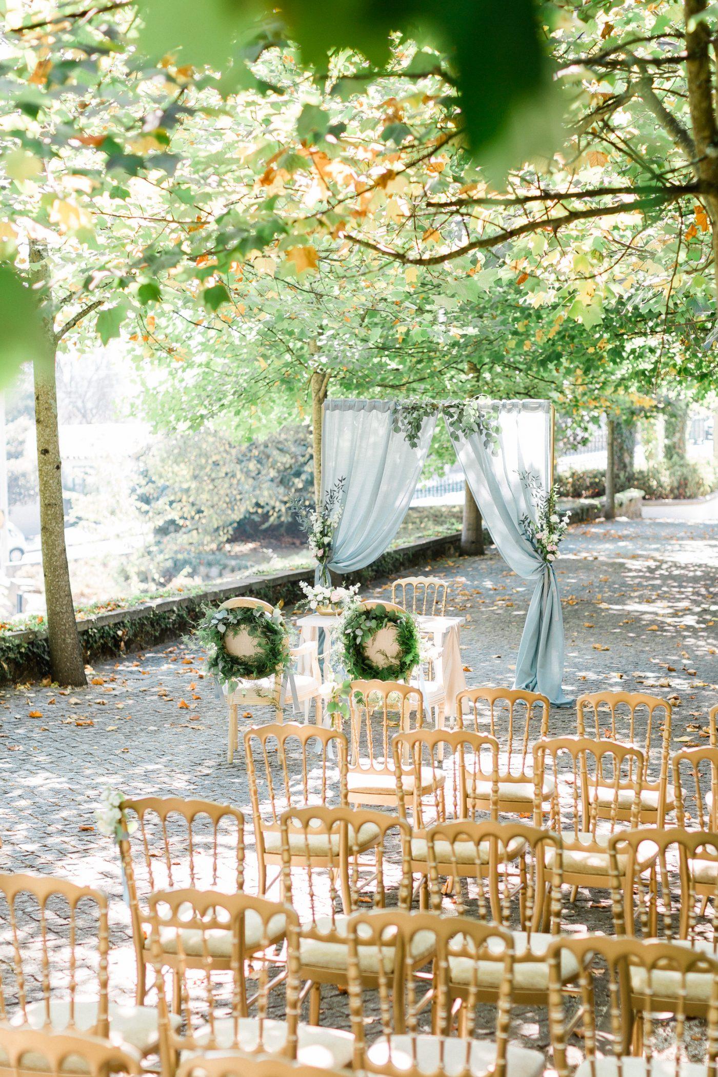 Styling & Design Decoração de casamentos de Portugal Por Magia
